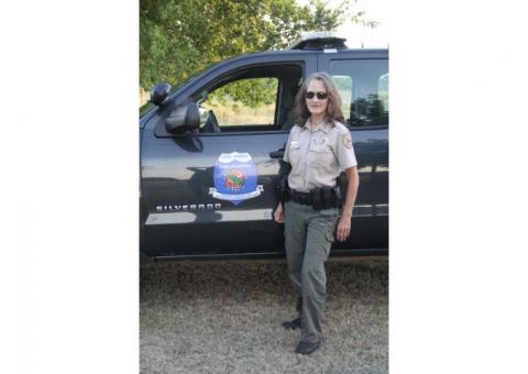 Game Warden Linda Powell Retirement Event
